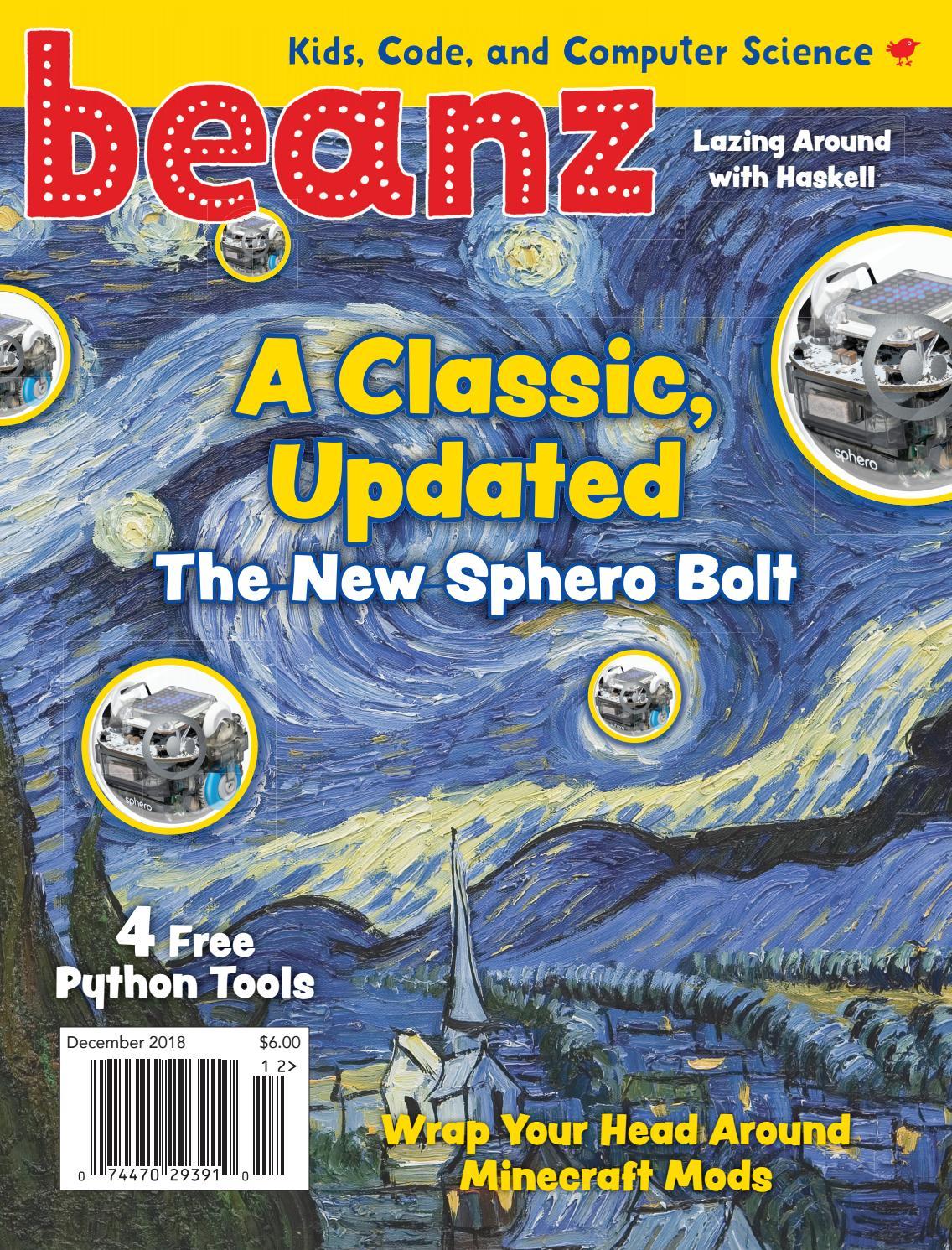 beanz Magazine December 2018 by beanz Magazine - issuu