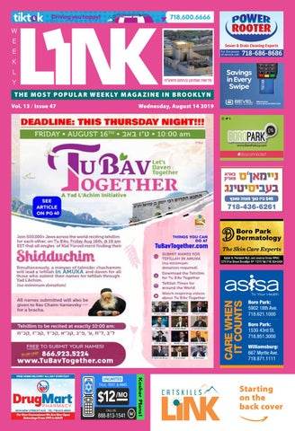 Vol 13 Issue 47 by Weekly Link - issuu