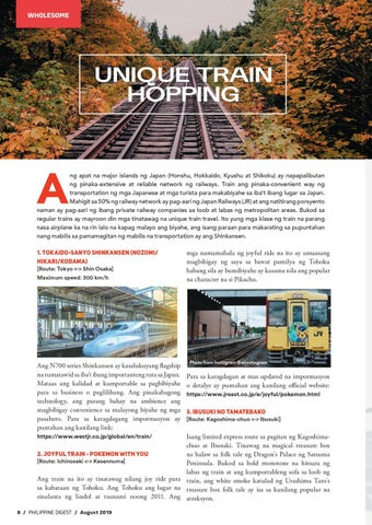 Page 8 of Unique Train Hopping