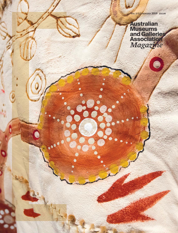 Australian Museums and Galleries Association Magazine 27(2