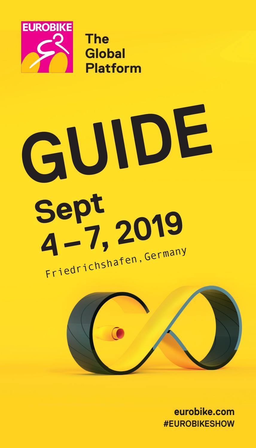 EUROBIKE 2019 | GUIDE by Messe Friedrichshafen GmbH - issuu
