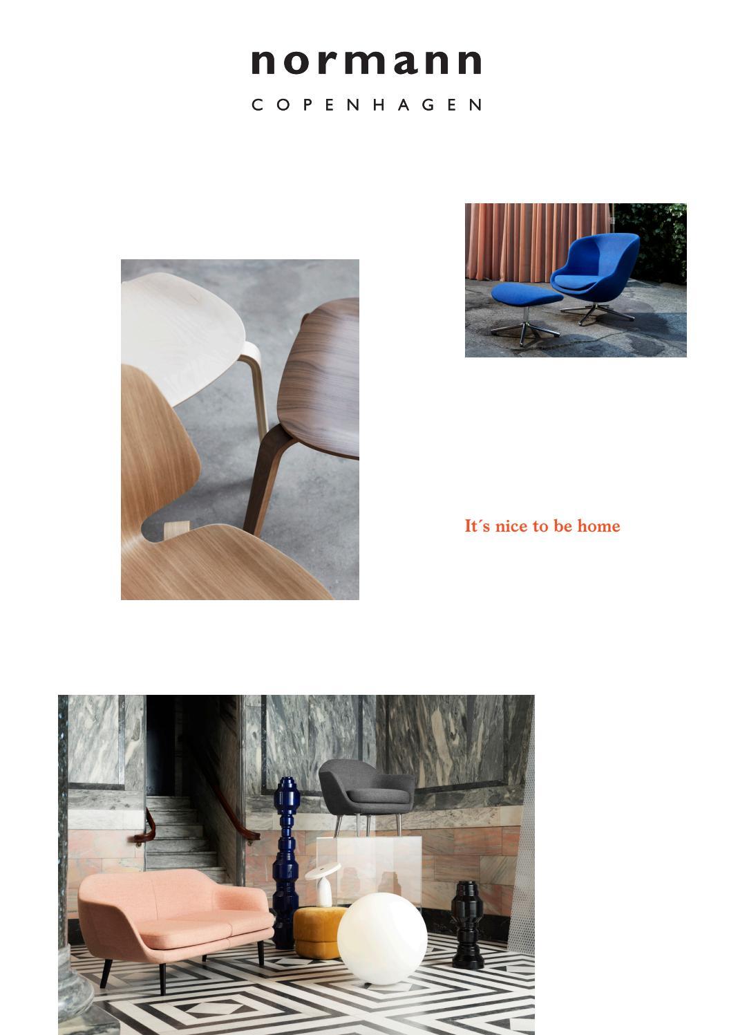 Normann Copenhagen Furniture Catalogue by Normann Copenhagen   issuu