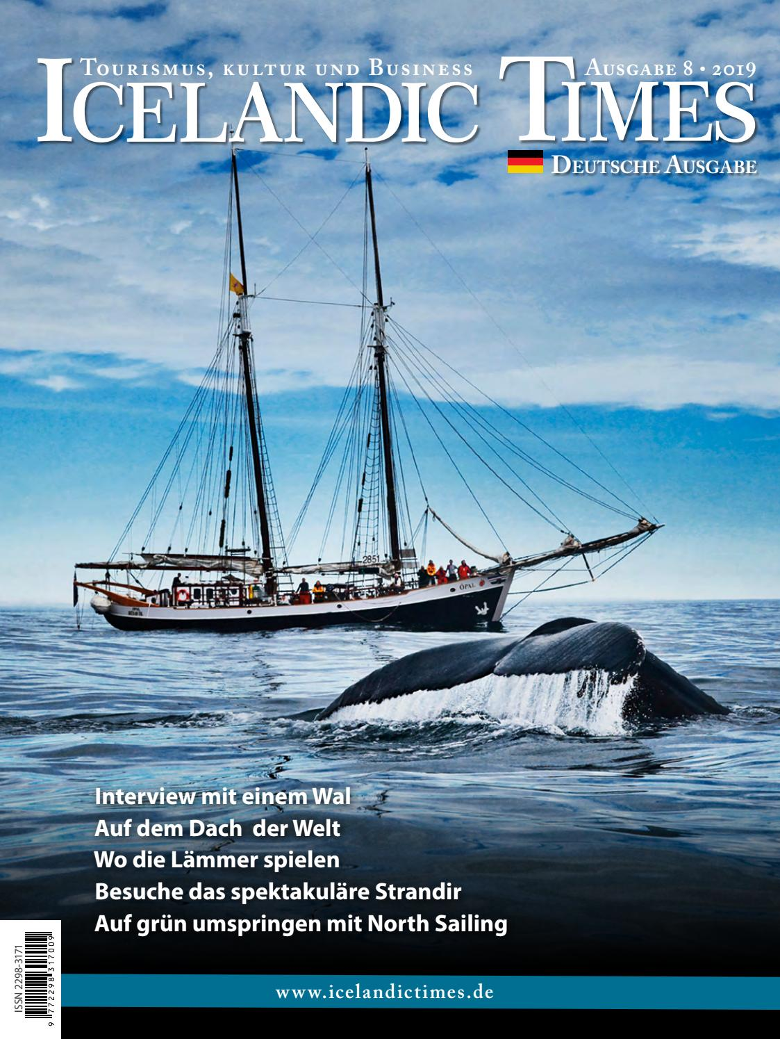 Icelandic Times Issue 8 by Icelandic Times issuu