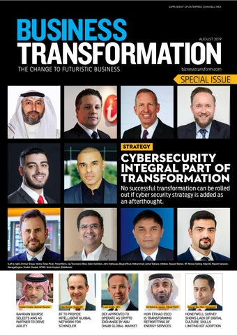 Business Transformation Issue 13 by Business Transformation