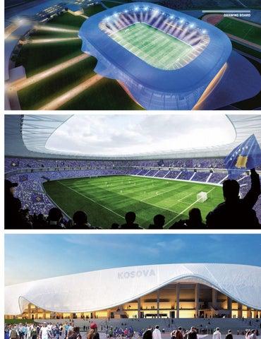 Page 11 of Drawing Board: Stadiumi Kombëtare