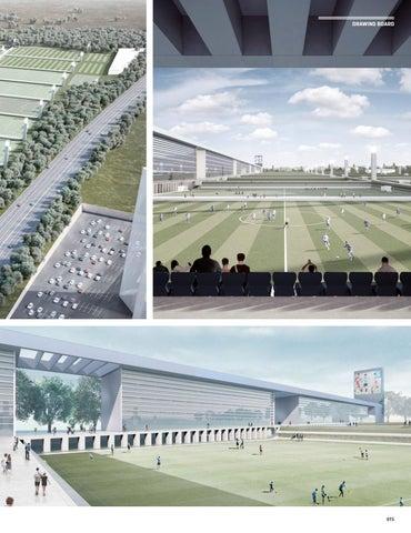 Page 15 of Drawing Board: Dalian Yifang F.C. Soccer Academy