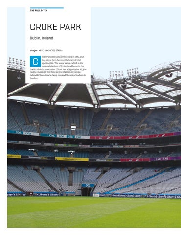 Page 42 of The Full Pitch: Croke Park