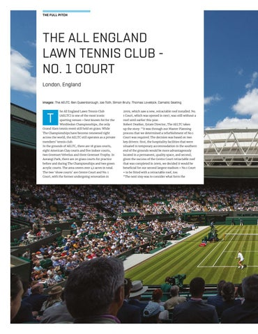 Page 62 of The Full Pitch: The All England Lawn Tennis Club