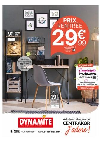 Prix Rentree 2019 Chez Dynamite Avec Centrakor By Dynamite Issuu