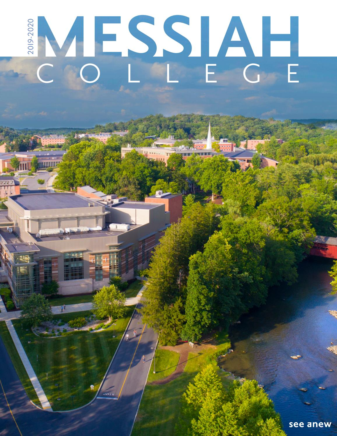 Messiah College Admissions Magazine 2019 2020 By Messiah College