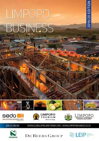 Limpopo Business 2019/20 edition by Global Africa Network