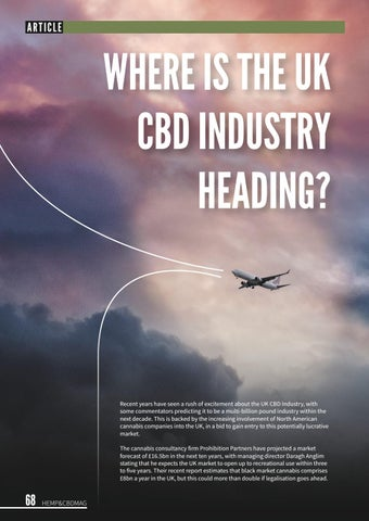 Page 72 of Where is the UK CBD Industry heading?