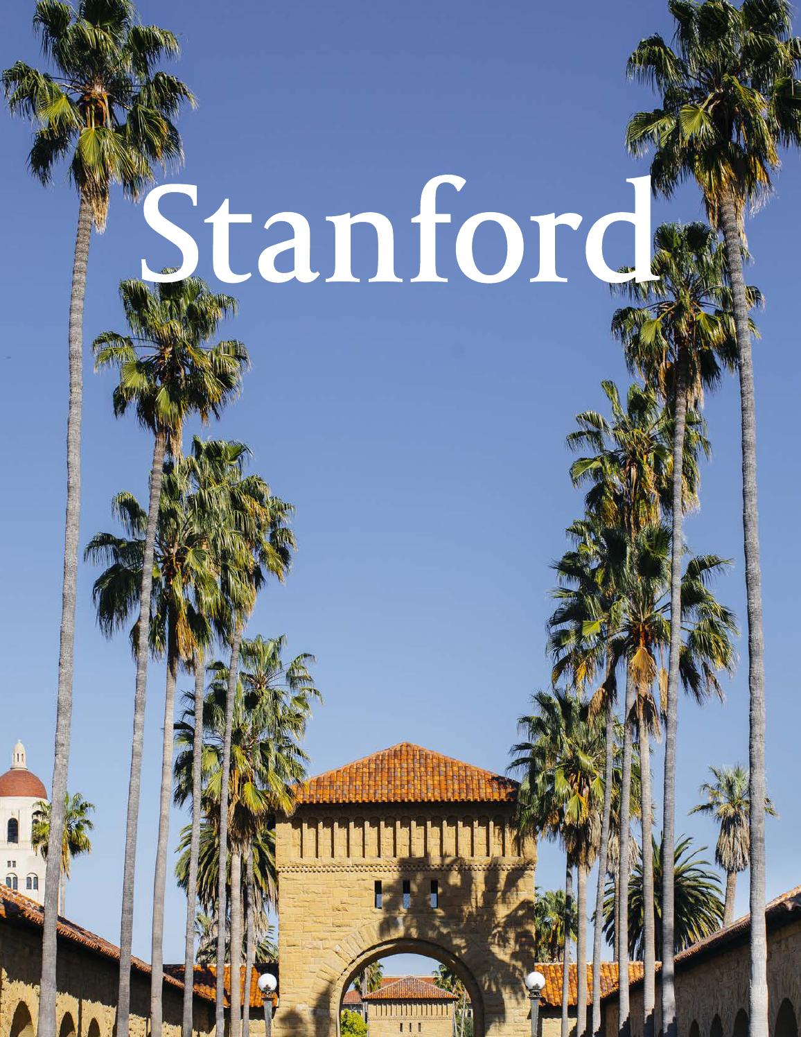 Stanford Preview by Stanford Undergraduate Admission - issuu