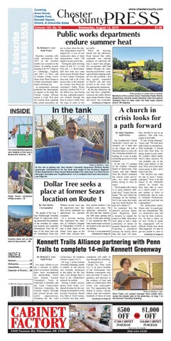 Chester County Press 08-14-2019 Edition by Ad Pro Inc  - issuu