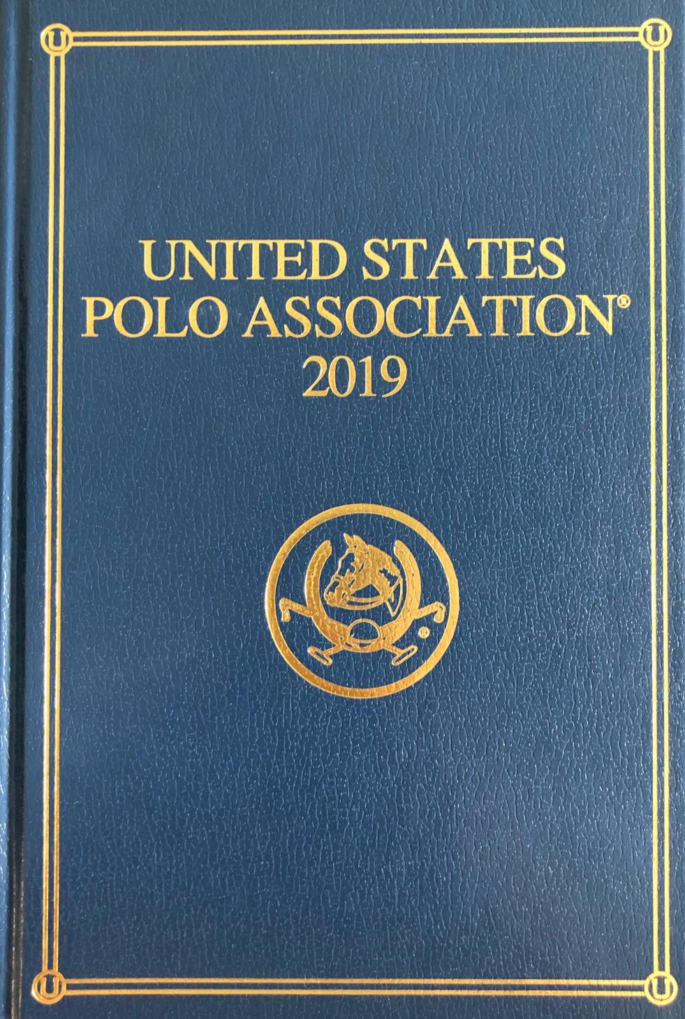2019 USPA Bluebook by United States Polo Association - issuu