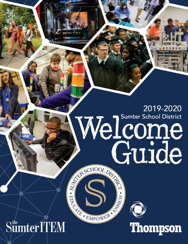 Sumter School District Guide 2019-2020 by The Sumter Item