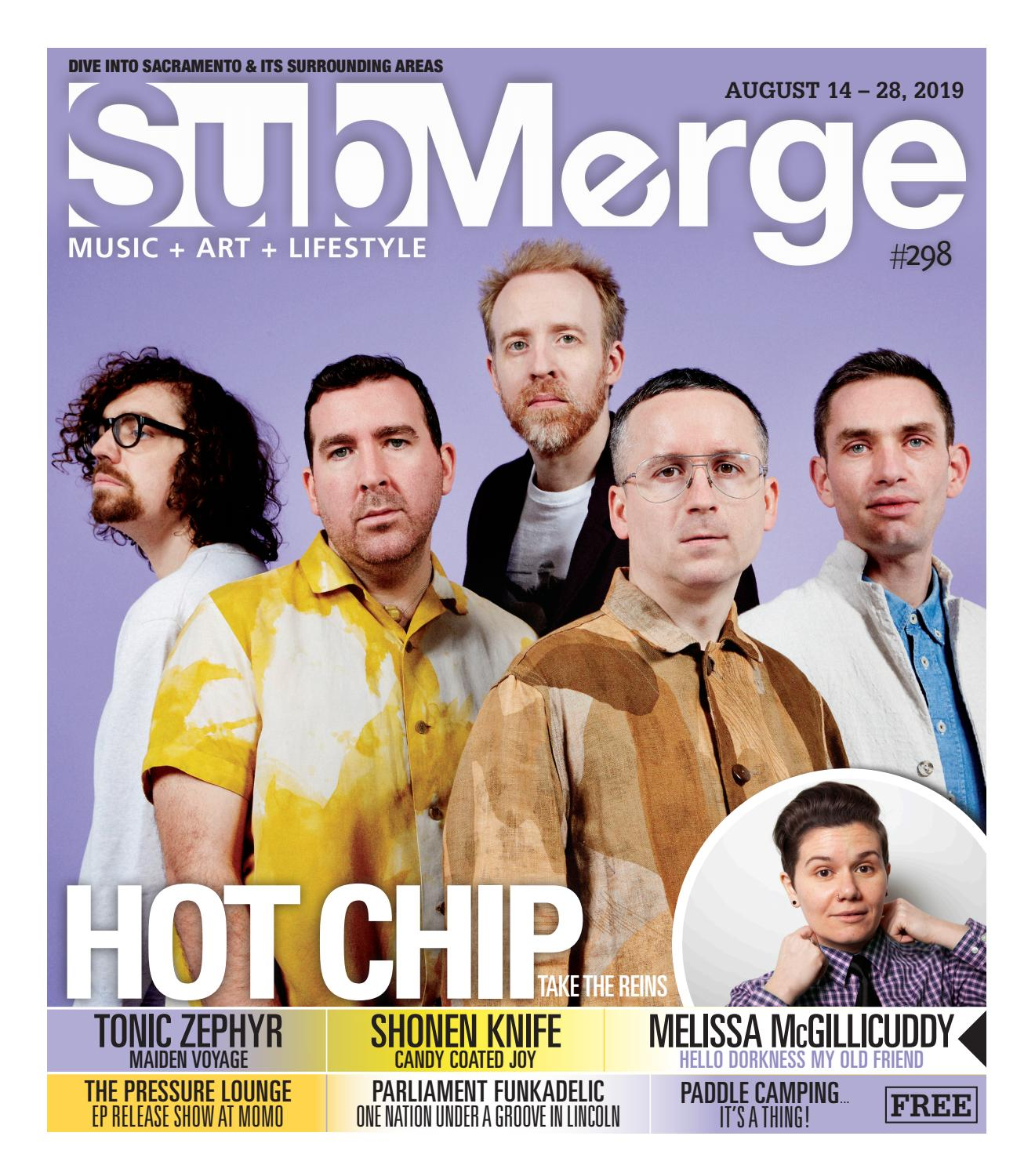 Submerge Magazine: Issue 298 (August 14 - 28, 2019) by