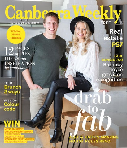08 August 2019 by Canberra Weekly Magazine issuu
