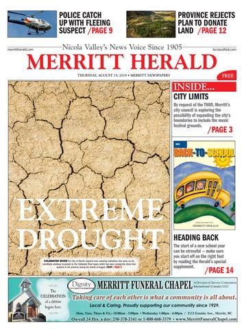 Merritt Herald April 2, 2015 by Merritt Herald issuu