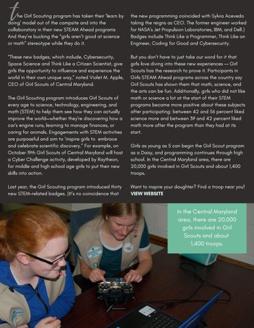 Page 29 of STEAM Ahead with Girl Scouts!