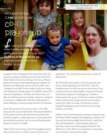 Page 36 of Children of the World Co-Op Playgroup