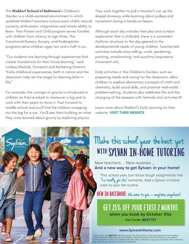 Page 39 of Embrace Curiosity at The Waldorf School