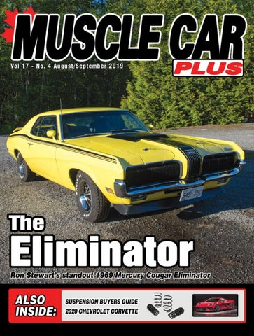 Muscle Car Plus August/September 2019 by RPM Canada - issuu