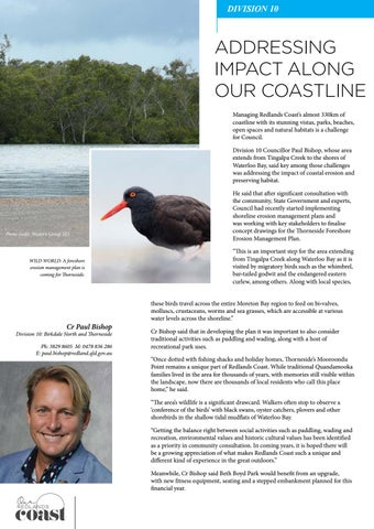 Page 14 of Addressing impact along our coastline