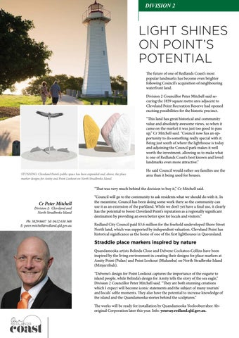 Page 18 of Light shines on point's potential