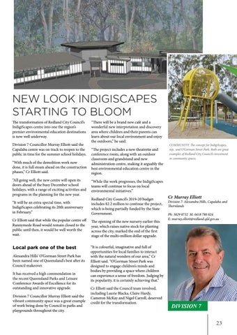Page 23 of New look Indigiscapes starts to bloom