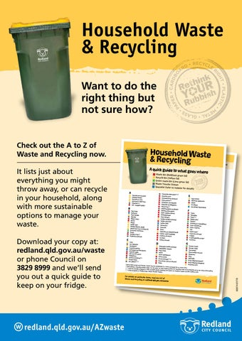 Page 32 of Household Waste & Recycling