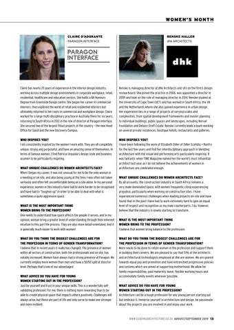 Page 13 of Women in Architecture