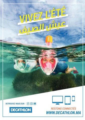 Catalogue Decathlon Maroc été 2019