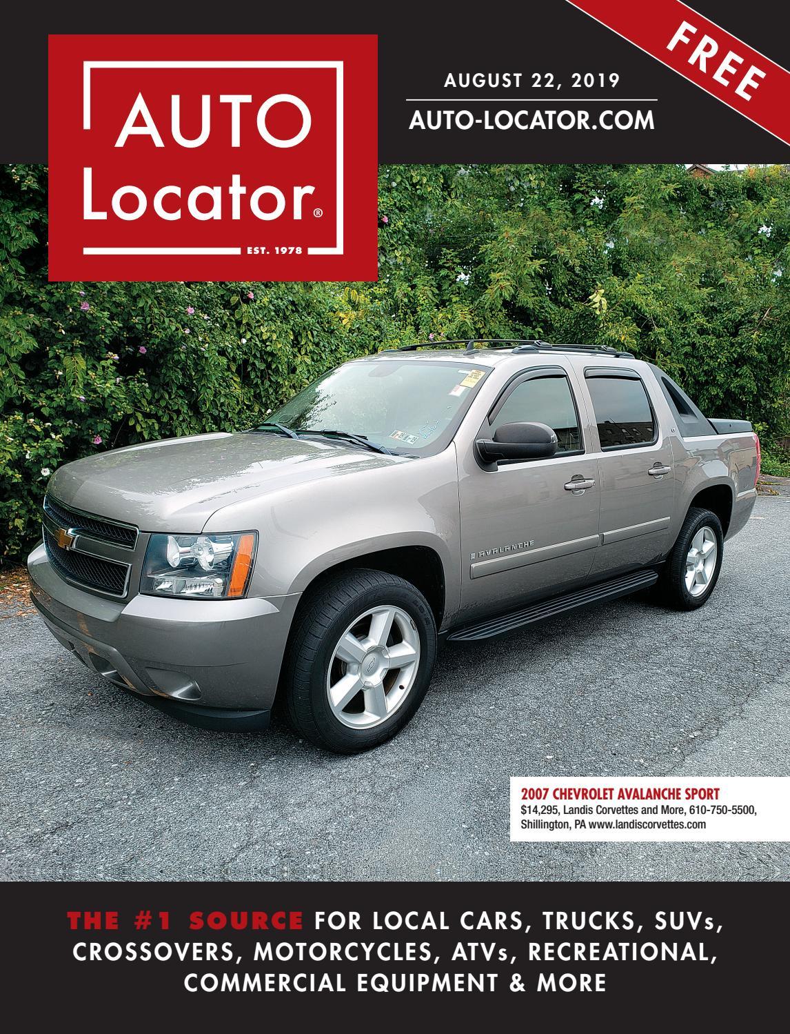 08-22-19 Auto Locator by Auto Locator and Auto Connection