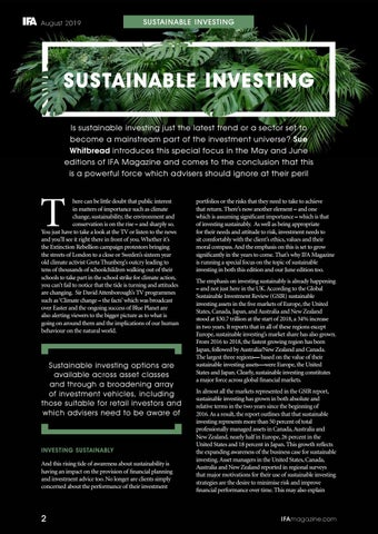 Page 2 of Sustainable Investing