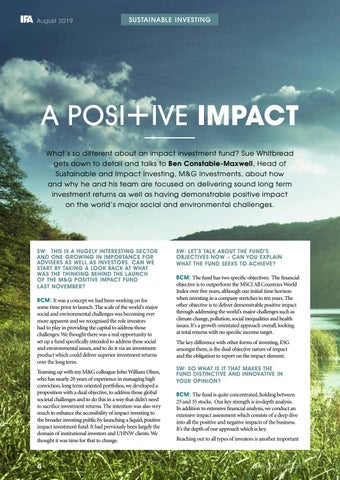 Page 4 of A Positive Impact