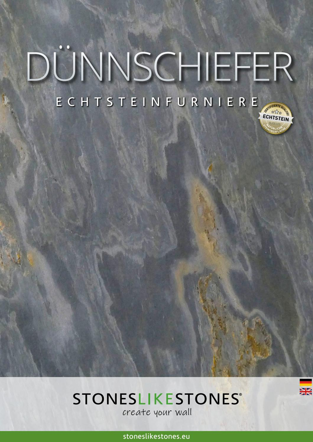 Dunnschiefer Von Stones Like Stones Gmbh By Ms Design Issuu