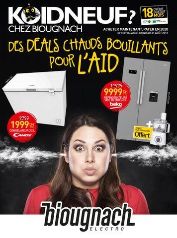 Catalogue et dépliant Biougnach 2019 AID ELADHA