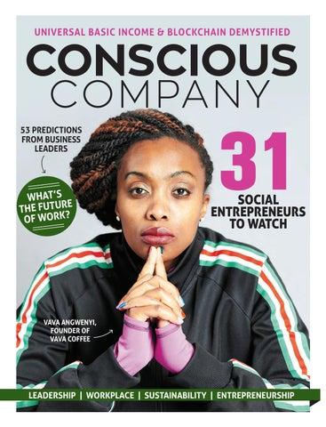 Conscious Company Magazine | Fall 2018 by Conscious Company