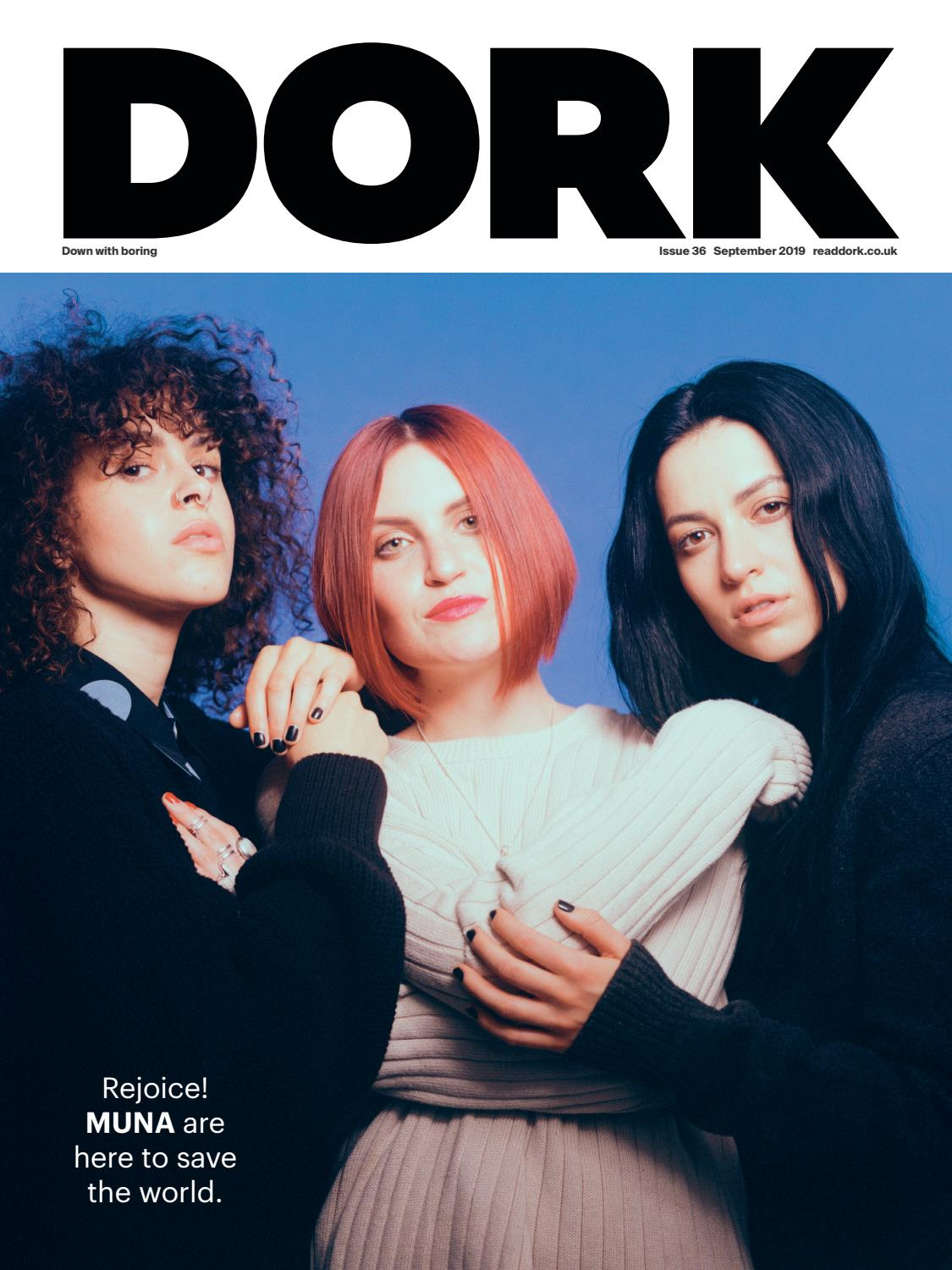 Dork, September 2019 by Dork - issuu
