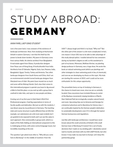 Page 26 of Study Abroad: Germany