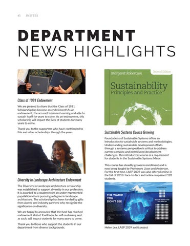Page 44 of Department News Highlights