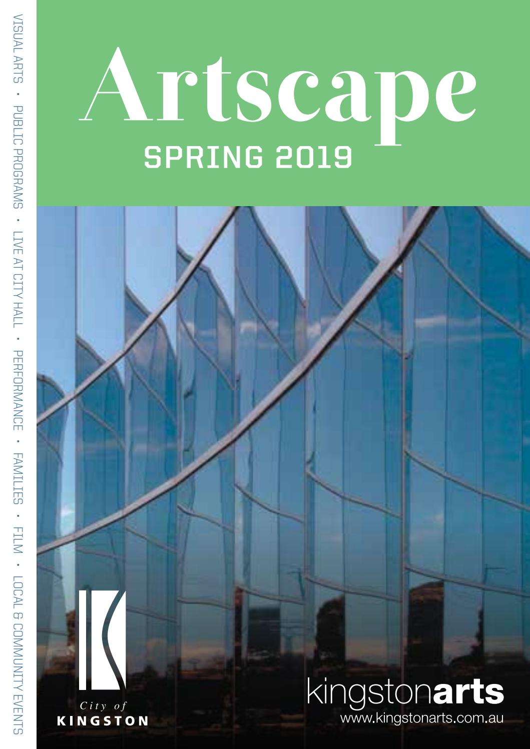 Kingston Artscape Spring 2019 by City of Kingston issuu