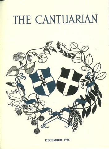 The Cantuarian Archive by OKS Association Issuu