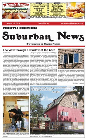 Suburban News North Edition – August 18, 2019 by Westside