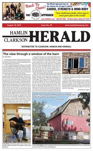 Hamlin-Clarkson Herald – August 18, 2019 by Westside News