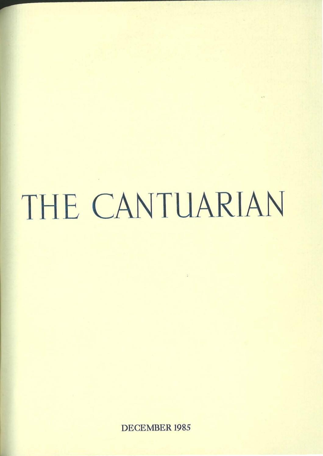 Avis Veranda En Kit Leroy Merlin the cantuarian december 1985 - august 1986oks