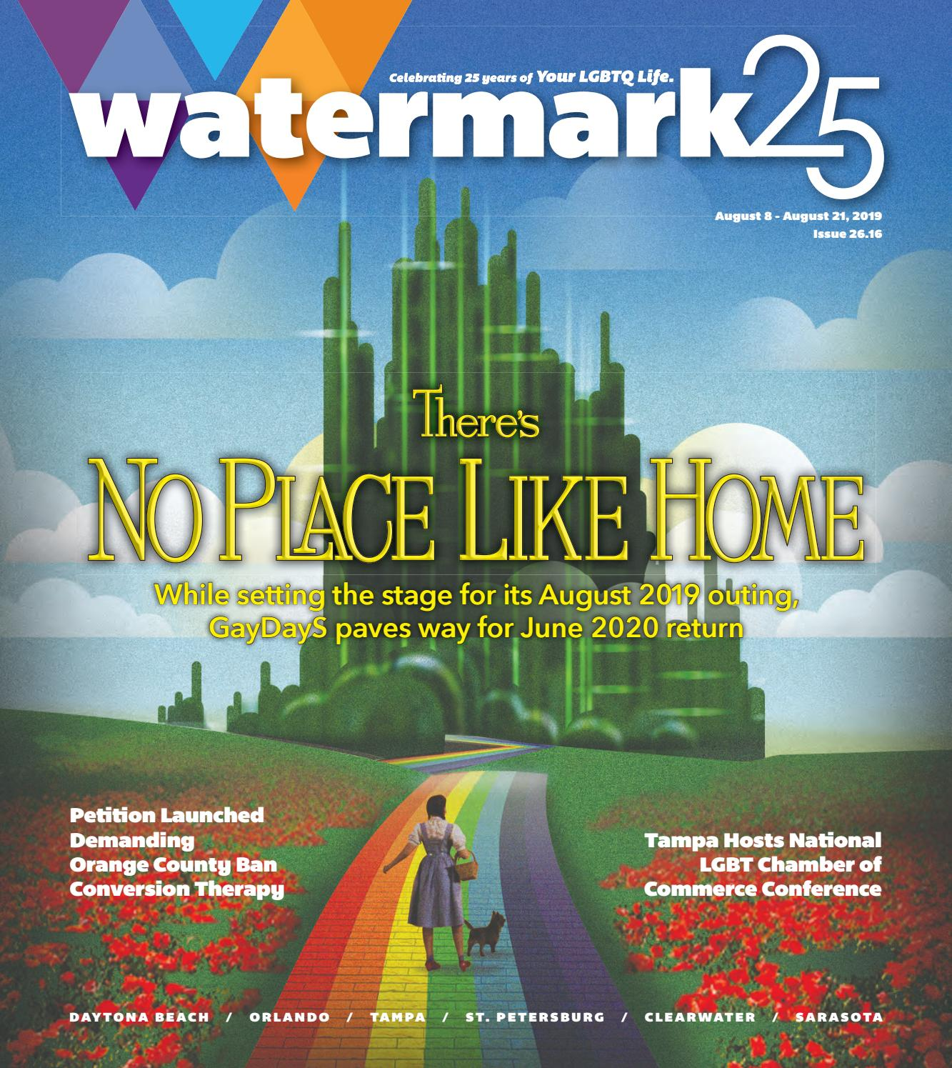 Watermark Issue 18.18 There's No Place Like Home by Watermark ...