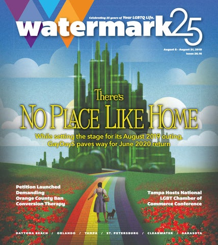 There Is No Place Like Home 2020.Watermark Issue 26 16 There S No Place Like Home By