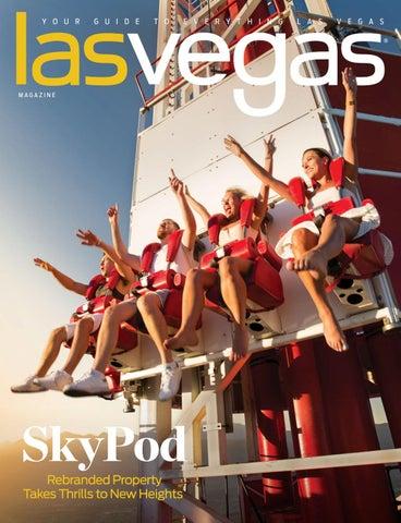 2019-08-25 - Las Vegas Magazine by Greenspun Media Group - issuu
